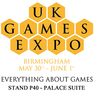 All Rolled Up at UK Games Expo 2014