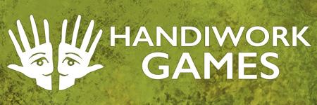 Handiwork Games logo