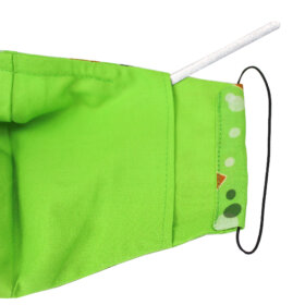 Nose wire slim pocket - Attached